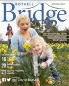 Spring Bothell Bridge newsmagazine