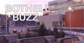Bothell Buzz, city hall in background