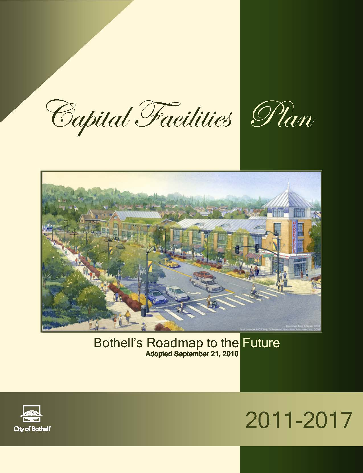 2011-2017 Capital Facilities Plan Photo