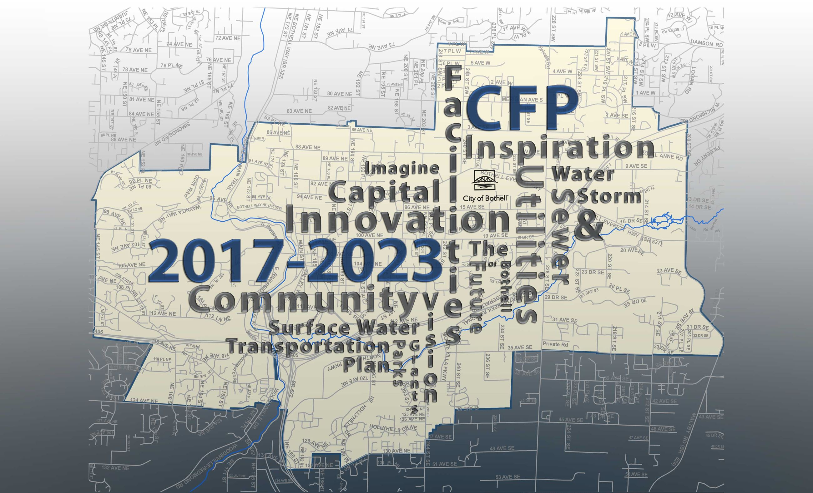 2017-2023 Capital Facilities Plan Photo