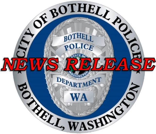 Police Department News Release