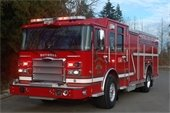 Bothell's new fire engine