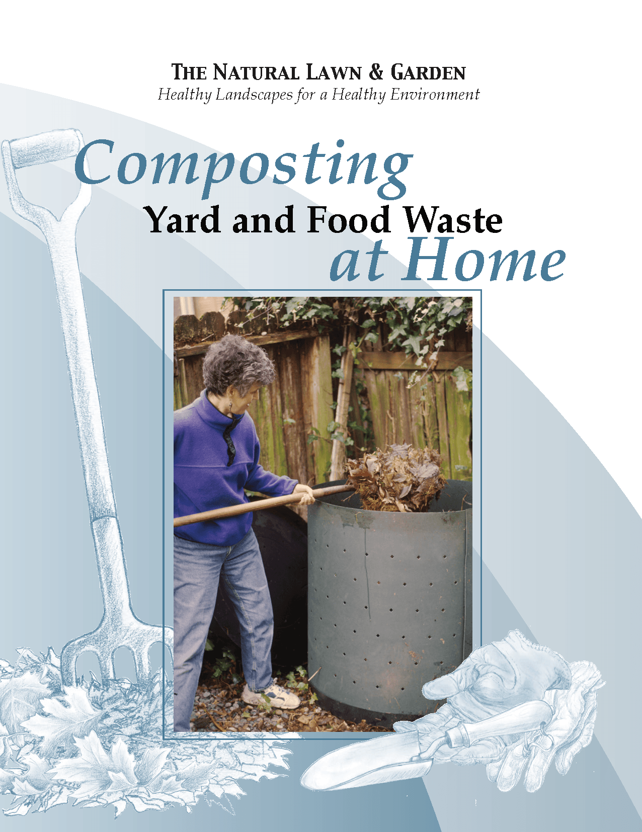 COVER - Composting Food and Yard Waste at Home